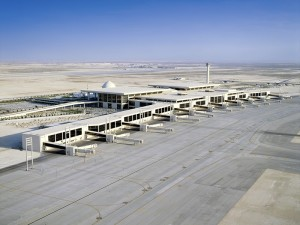 Dammam King Fahd International Airport, Saudi Arabia